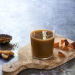 Anti-Inflammatory Carrot, Turmeric, Sweet Potato Juice