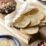 Gluten Free Flour and Corn Tortillas