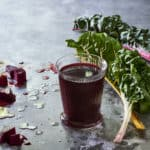 Cleansing Beet Orange Juice