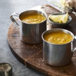 10 Minute Carrot Ginger Soup