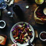 Vegan Reubenesque Tempeh Salad
