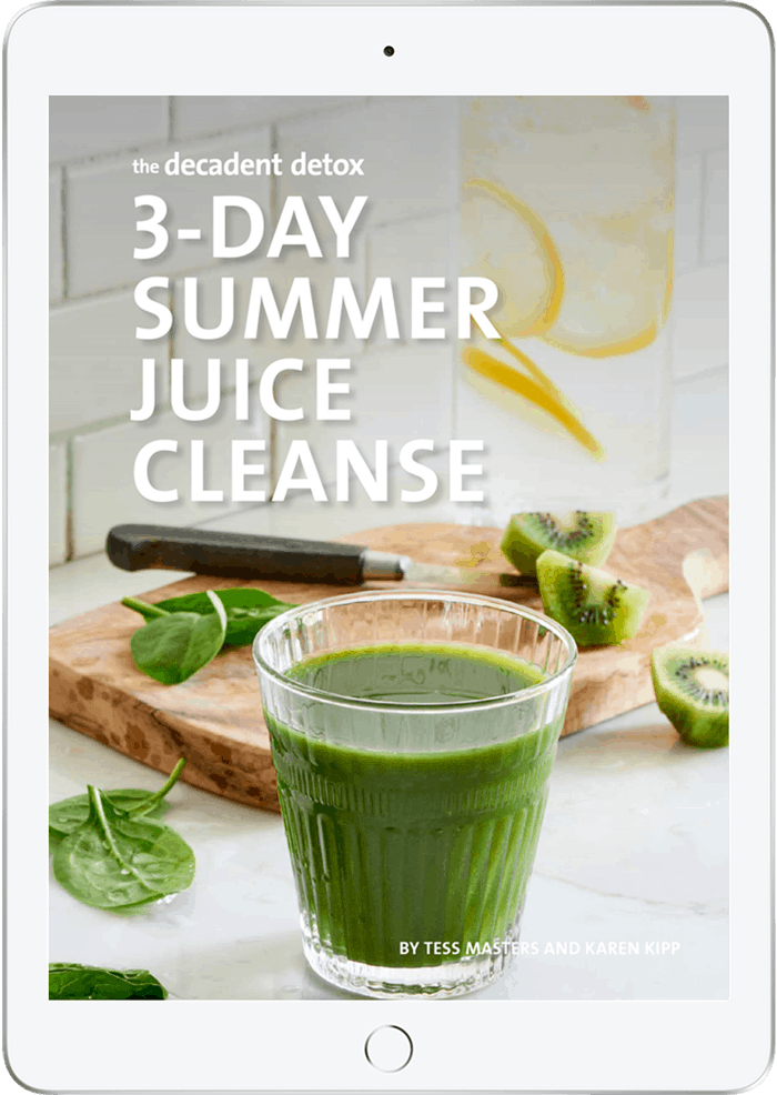 3 Day Juice Cleanse for Summer {Raw, Vegan, Paleo} - The Blender Girl