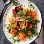 Citrus & Roasted Beet Salad